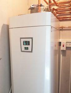 ground source heat pump, ecoheat